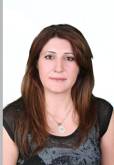 Narin Ibrahim er en muslimsk kvinne fra Syria