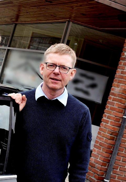 Regiondirektør NHO Innlandet, Jon Kristiansen.