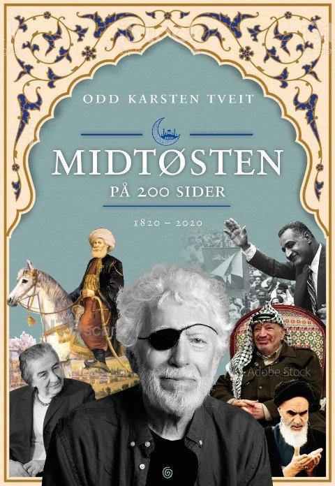 «Midtøsten på 200 sider – fra 1820 til i dag» av Odd Karsten Tveit er en av bøkene som inngår i Kagge Forlags serie med lettleste historiebøker. Bibliotekar Anne Trine Skjulhaug anbefaler disse bøkene i ukens Bibliotektips.