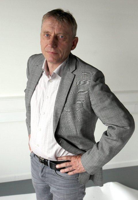 RBs ansvarlige redaktør, Magne Storedal.