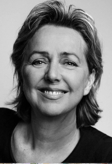 Fra Svolvær: Marit Adeleide Andreassen flyttet ufrivillig fra Lofoten som 16-åring. En dag har hun planer om å vende hjem igjen.