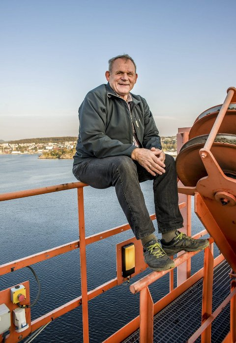 Nils Røsholt har vært involvert i lokalpolitikk i 24 år. (Arkivfoto: Nils-Erik Kvamme)