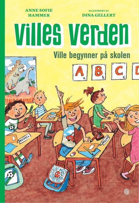 Forside Ville begynner på skolen