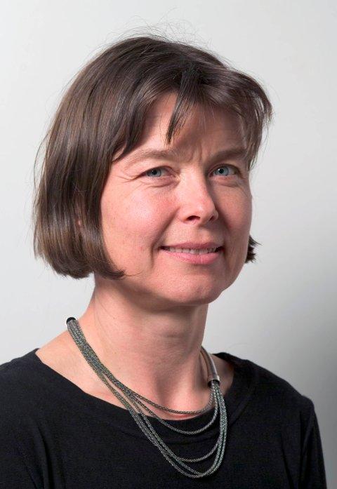 Anne Spurkland kommer til Kristiansund torsdag 1. mars.