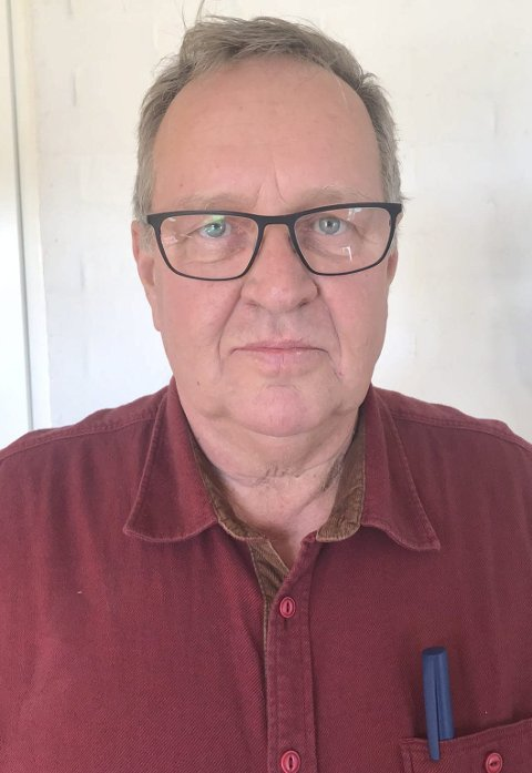 Ny jobb: Erik Værland er ansatt som avdelingsleder ved Vegår videregående skole. Det er en friskole som skal starte på Mauråsen på Vegårshei til høsten. Foto: Privat