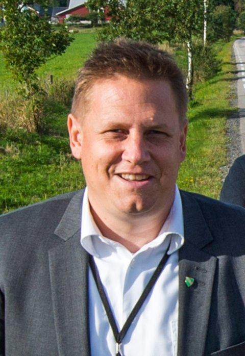 Glad: Råde-ordfører Réne Rafshol likte konklusjonen til fylkesmannen om at Råde bør bli egen kommune i flere år fremover.