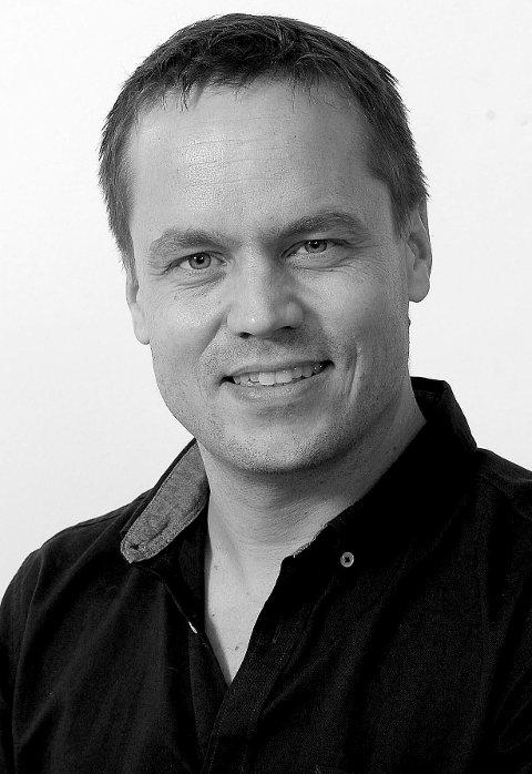 Steinar Ulrichsen ansvarlig redaktør/direktør