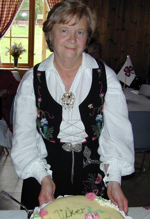 Ragnhild Viker