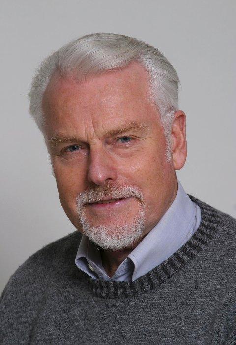 Gunnar Kvåle er med i klimavalgalliansen i Hordaland og medlem av Besteforeldrenes klimaaksjon.