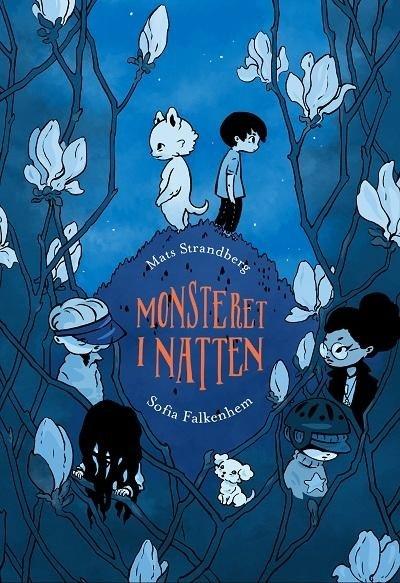 Fakta om boka: Tittel: Monsteret i natten. Forfatter: Mats Strandberg. Illustrert av Sofia Falkenhem. Antall sider: 111. Forlag: Omnipax. År: 2017