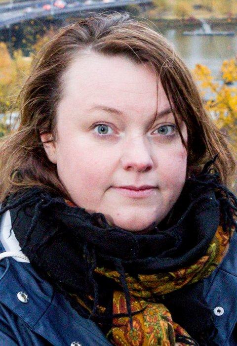 KANDIDAT: Margrethe Prahl Reusch innehar 6. plassen på listeforslaget i Viken Venstre.