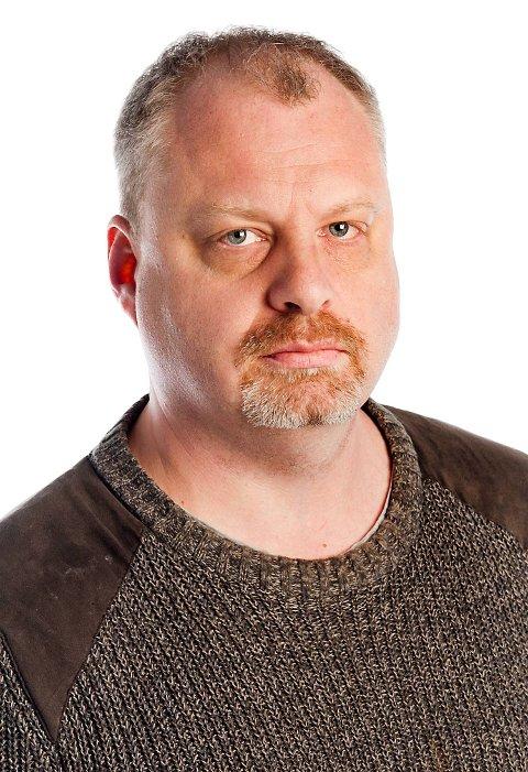 BA-journalist Olav Sundvor.