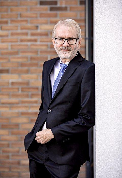 Advokat Lars Winsvold er i dag partner i Advokathuset Justisia på Grålum. Foto: Nina Eirin Rangøy