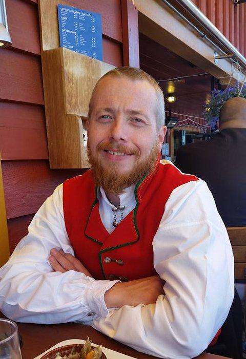 RAMMET: Johannes Skaar Kvig fra Nøtterøy ble rammet av Facebook-viruset denne uken. Nå tror han at han er kvitt problemet.