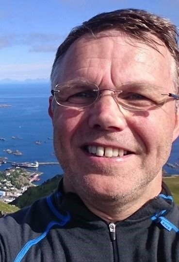 Fylkesleder Bror-Lennart Mentzoni