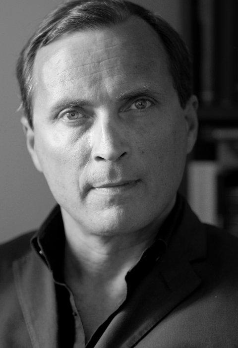 Morten Strøksnes.