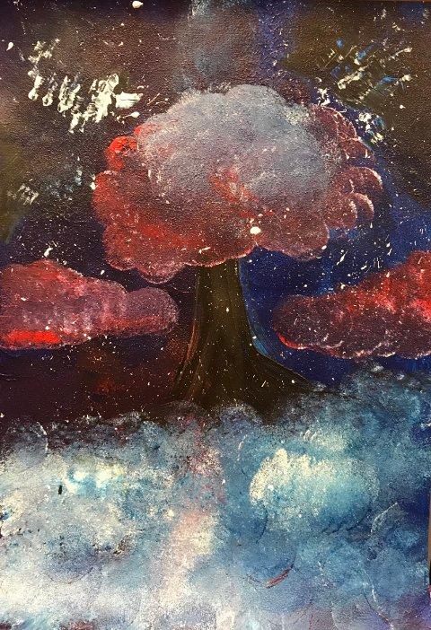 """""""Himmeltreet"""": Av Emilia Braga."""