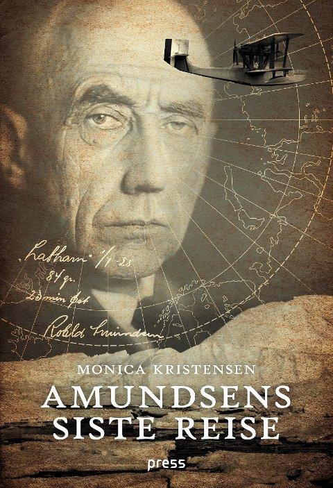 Forsvant: I «Amundsens siste reise» går Monica Kristensen polfarerens forsvinning nærmere etter i sømmene. Foto: Press