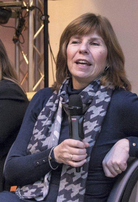 Kommunedirektør Randi Dyrnes.