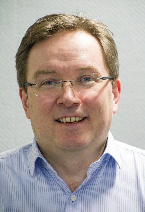 Museumssjef: Geir Are Johansen.
