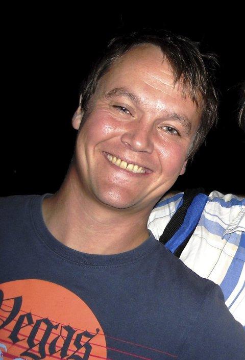 Ny Peder: Hans Petter Moen er tilbake i byen for å spille Peder Jeremias i byoperetten.