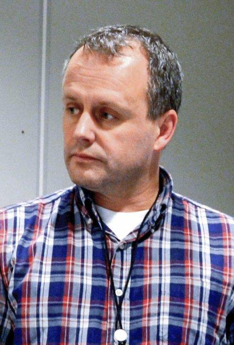 SVV: Prosjekt-leder Tom Hedalen.