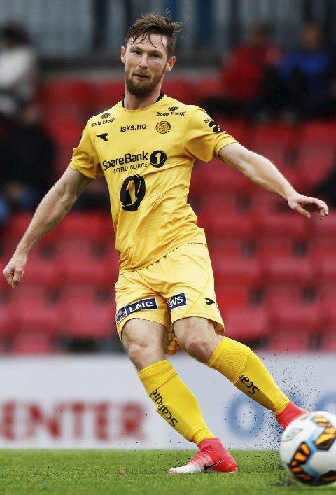Thomas Drage kan signere for hvem han ønsker 1. juli.  Foto: Pernille Nielsen / NTB scanpix