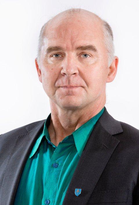 Øyvind Solum, fylkesråd for planlegging og folkehelse i Viken fylkeskommune