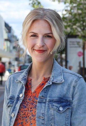 Stortingsrepresentant Elise Bjørnebekk-Waagen (Ap) fra Sarpsborg. (Foto: Eline Rildå Bjørge)