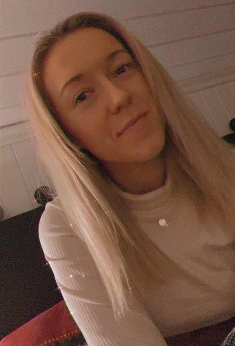 TRENGER JOBB: Ingri Emilie Pedersen fra Verdal har søkt jobb i to år. Etter å ha publisert et innlegg om at hun tross mange søknader ikke har lyktes, ønsket kjente og ukjente å hjelpe via Facebook.