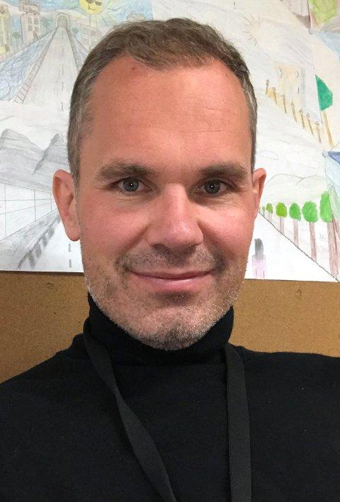 Øyvind Bølgen Johnsen.
