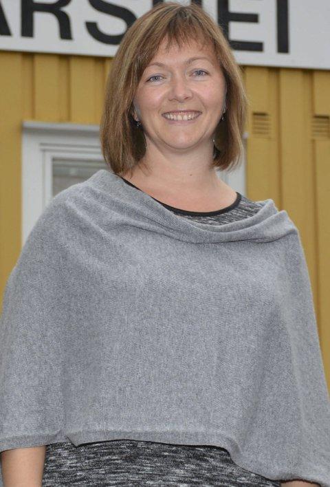 Overrasket: KIrsten Helen Myren undrer seg over hvordfr hun er den eneste ordføreren i Aust-Agder som støtter næringen.