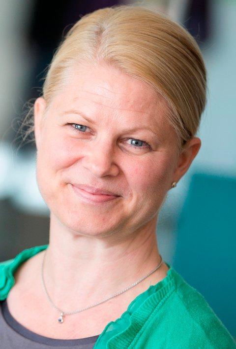 Kristine von Hanno, næringspolitisk rådgiver KS Bedrift Avfall