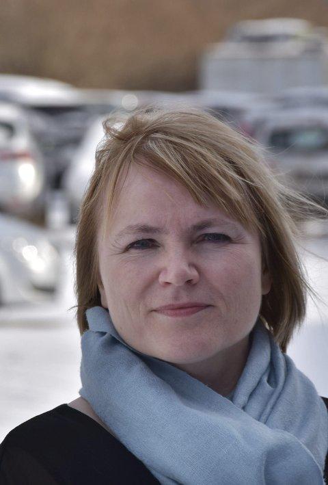Gjør alt: Over 10 000 er nå arbeidsledige i Nordland. Det sørger for hektiske dager for Nav, ifølge direktør Cathrine Stavnes.