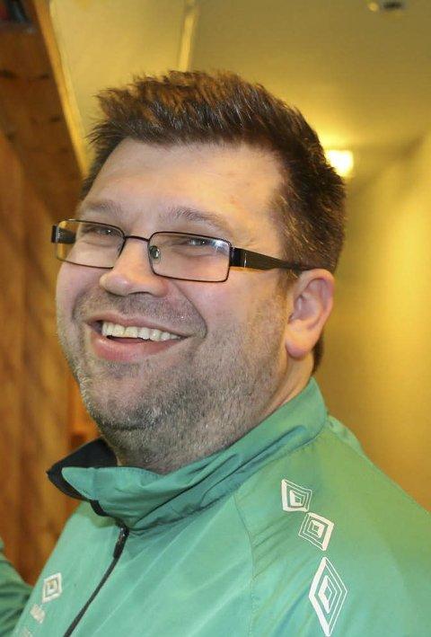 LEDER: Rune Thoresen, ny leder i Spkl Hardhaus. Foto: Monia Buyle