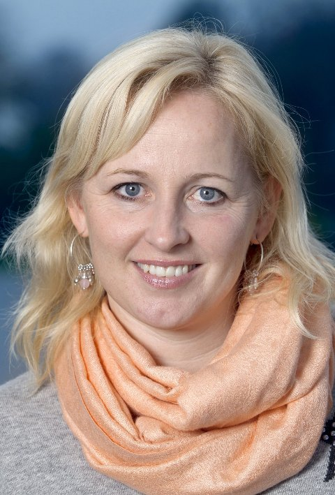 KLAR: Marianne Mittet Solbraa i Trygg Trafikk har ingen sterke meninger om fartsøkning på E 16.