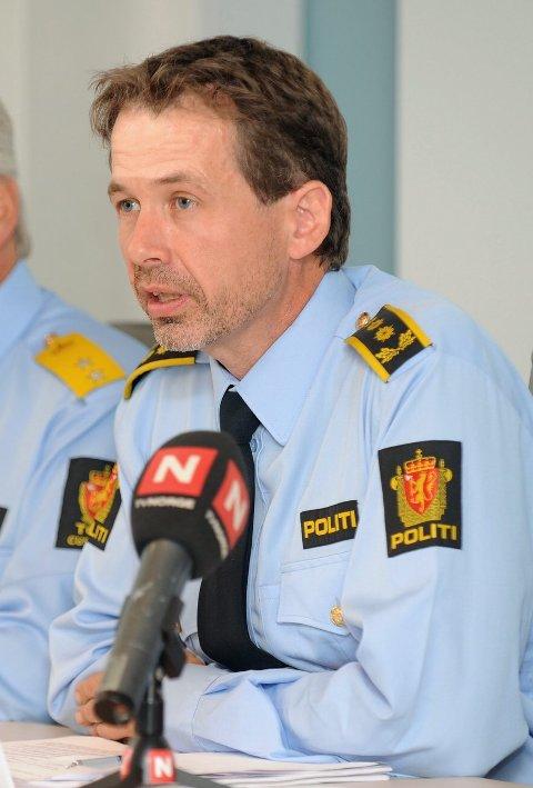 Enorm økning: Tom Erik Guttulsrød forteller at antallet asylsøkere har eksplodert.