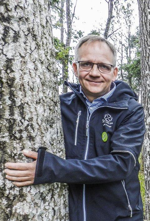Håkon Tolsby, Fylkestingsrepresentant for SP i Viken og ordfører i Aremark