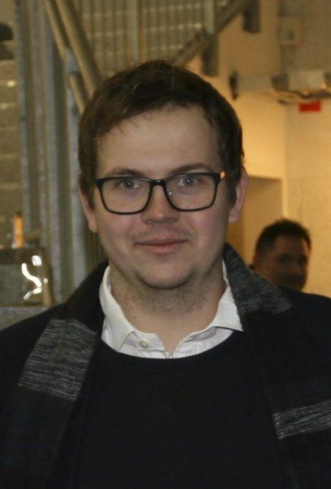 TRENEREN: Seagulls-trener Christoffer Ruud
