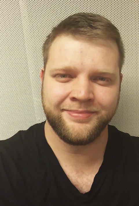 Bent Thorvaldsen. Elev fra 2009–2012
