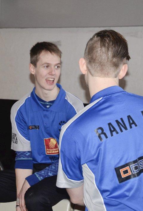 HÅP: Max Østbergh og Rana bowlingklubb kan fortsatte berge plassen i toppserien.