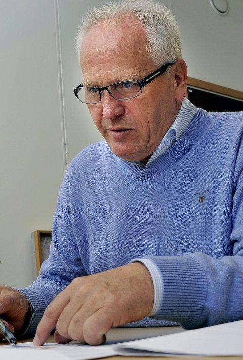 Gratis: Rektor Alf Andersen mener gratisprinsippet følges ved skolen.