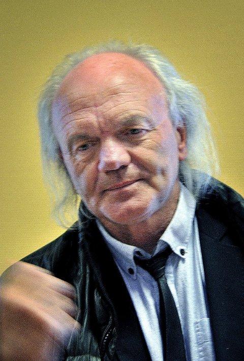 FORSVARER: Harald Otterstad er forsvarer for den drapssiktede 80-åringen.