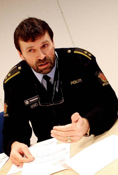 BØTELAGT: Dag Thomassen har bøtelagt flere som har trimmet el-syklene.