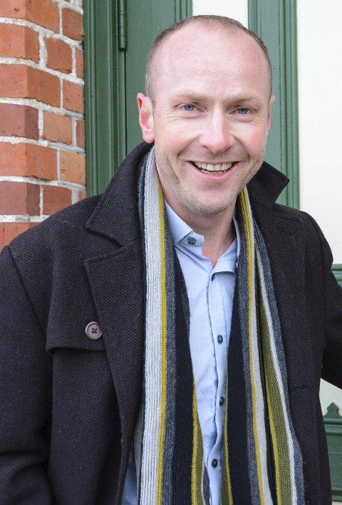 Skal ansette: Kjell Rune Løvdal er avdelingsleder. Arkivfoto