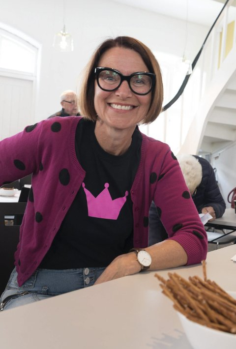 Ny stilling: Else Marie Sandal blir kultur- og idrettssjef.