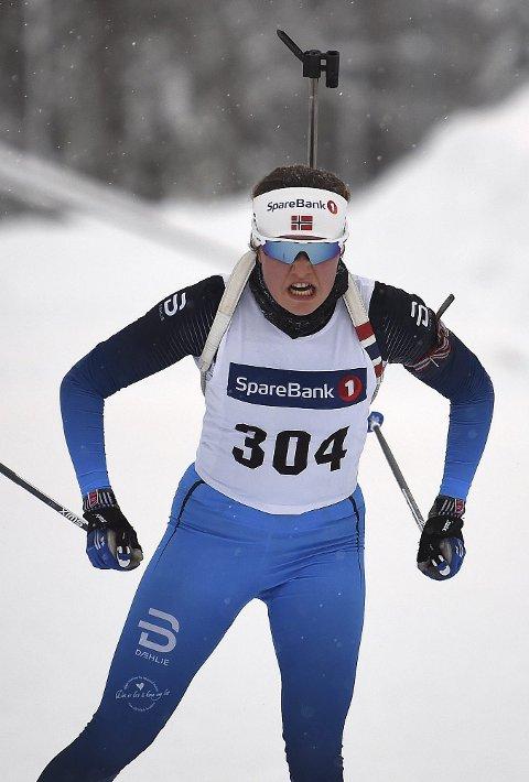 VANT: Mari Wetterhus vant både sprint og normal.