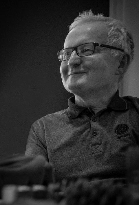 DØD: Per Anton Løfsnæs døde etter et illebefinnende lørdag ettermiddag. Løfsnæs ble 58 år.