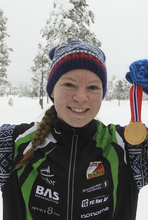 Evine Westli Andersen, Løten OL