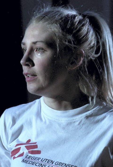 STERKT SPILL: Ester Grenersen i en av mange sterke scener.